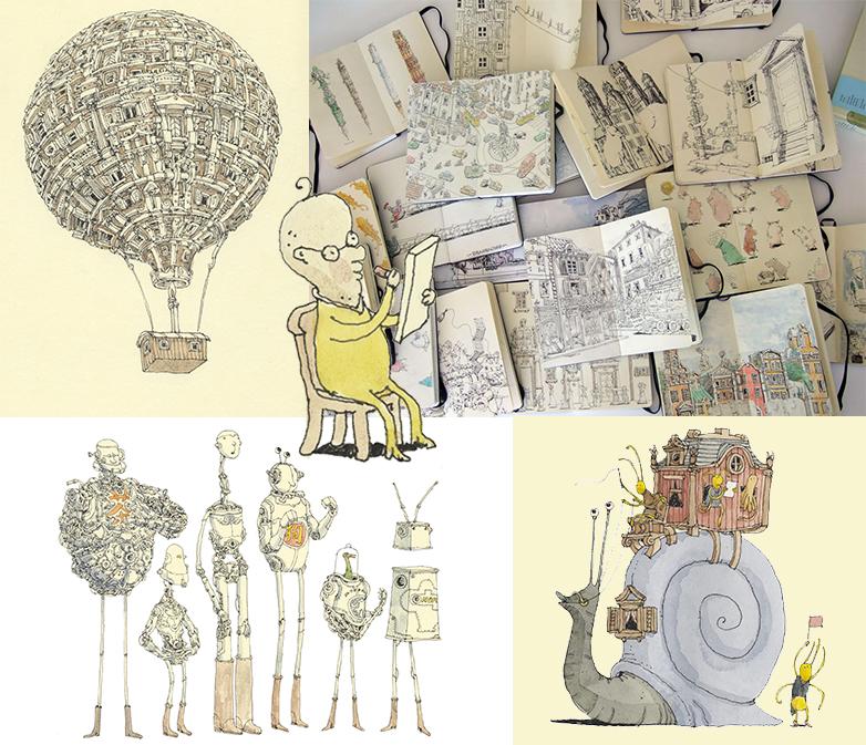 Mattias collage